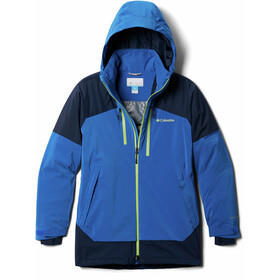 Columbia Wild Card Jacket Men, bright indigo/collegiate navy